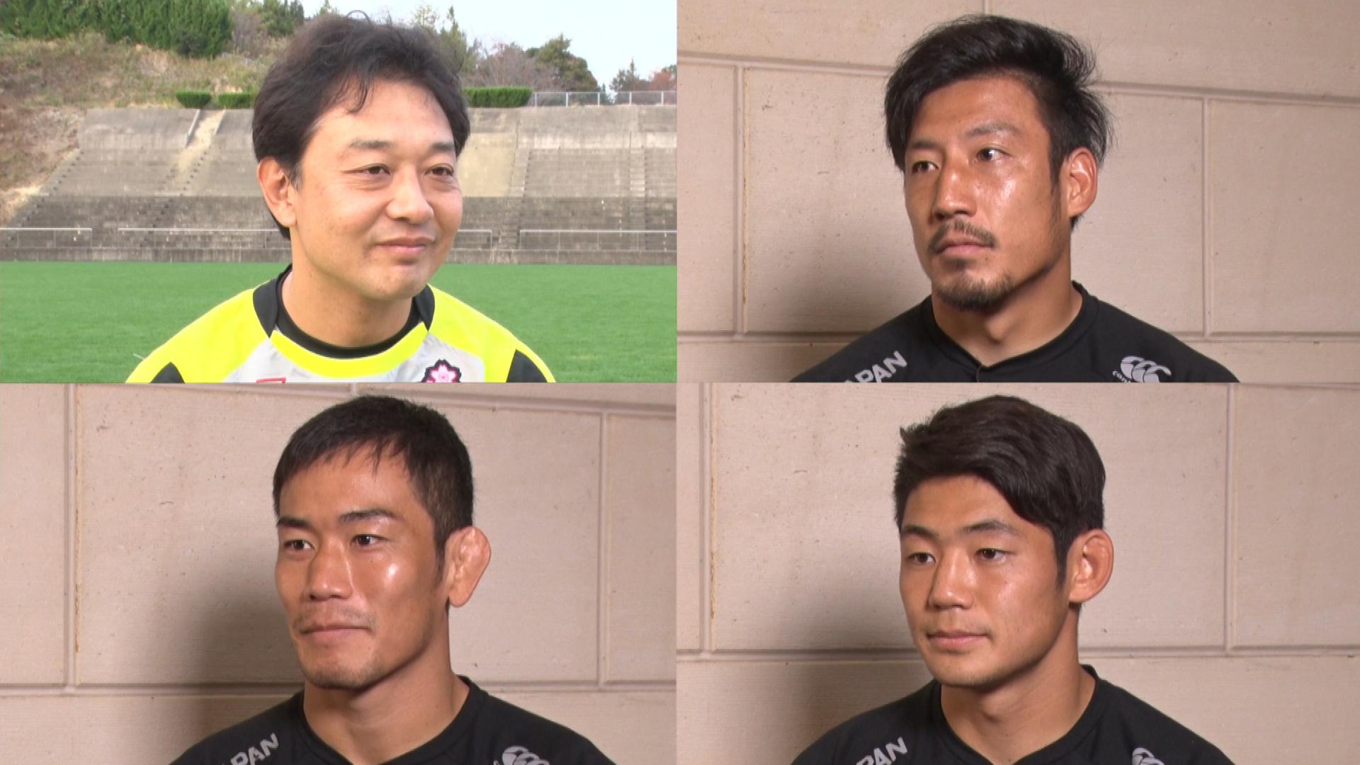 ワールドラグビー・セブンズシリーズに挑む7人制ラグビー日本代表が語る 7人制の魅力と東京五輪への展望 画像