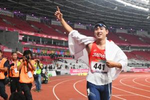 パラ陸上・井谷俊介のドキュメンタリーが放送 右脚切断の大事故を経てアジア最速の男へ