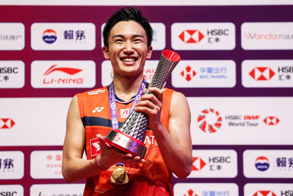 桃田賢斗、ワールドツアーファイナルズ優勝 史上最多となる年間11勝を達成も「もっと上を目指す」 画像