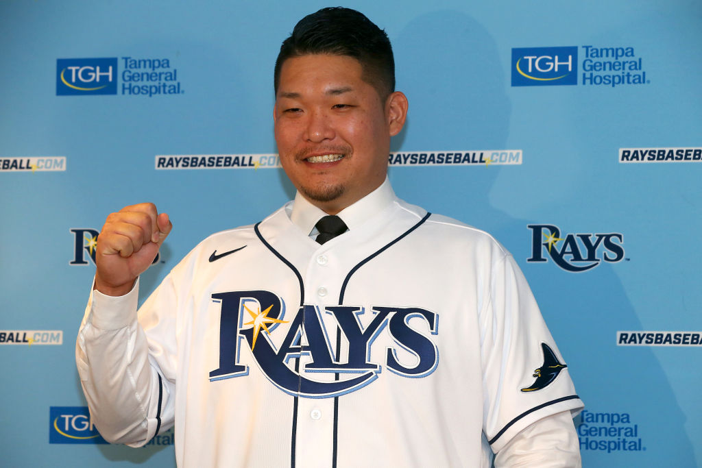 筒香嘉智は「レイズの成功を大きく左右する」 MLB公式サイトが注目 画像