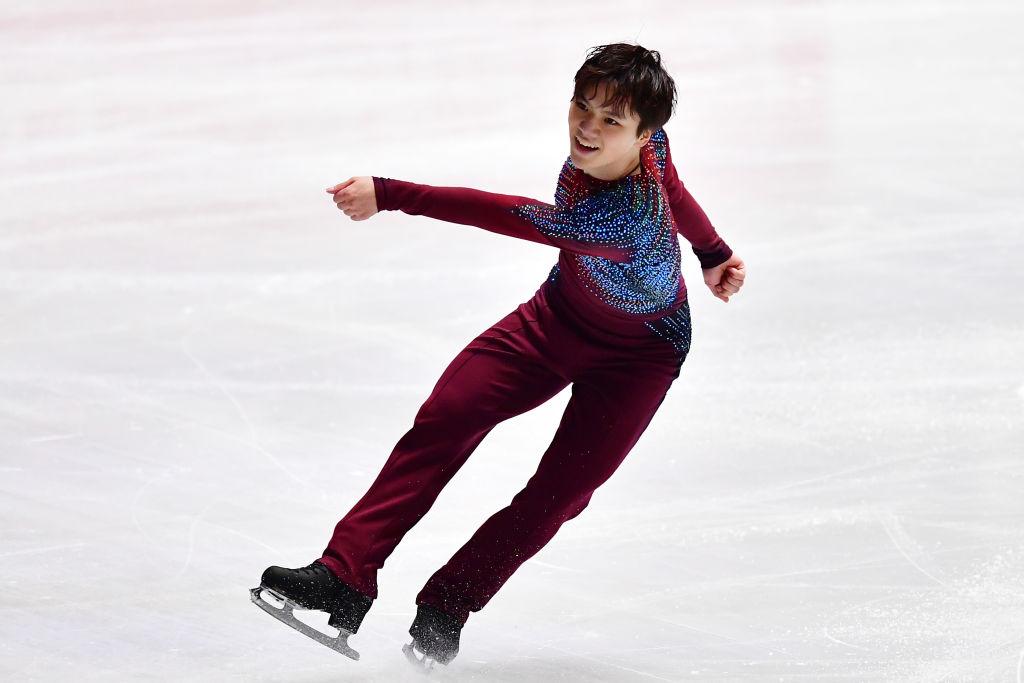 宇野昌磨、全日本4連覇を狙う 新コーチ決定で逆襲に向けた準備 画像