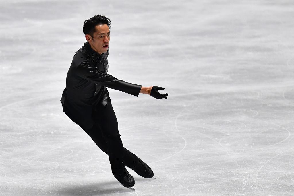 髙橋大輔、全日本フィギュアの中継に携わったアナウンサー陣に感謝 今後はアイスダンスで北京五輪を目指す 画像