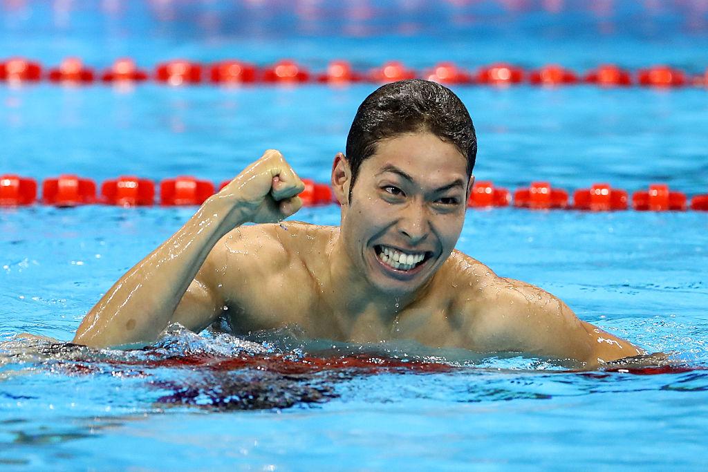 萩野公介ってどんな選手? 東京五輪を目指す水泳界のホープ 画像