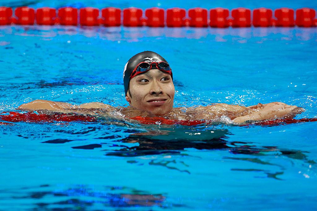 【水泳】手術、不調、休養…萩野公介が逆境を乗り越え五輪切符獲得 画像