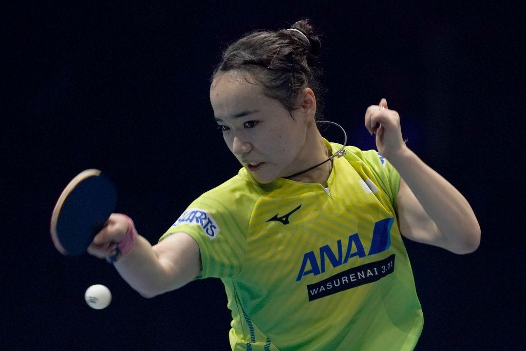 伊藤美誠、五輪イヤーは「無敗の女」に 世界ランクは自己最高の3位を記録 画像