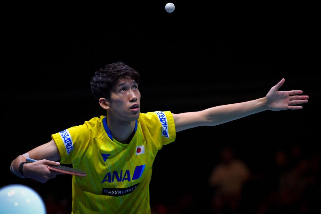 吉村真晴、パラ卓球アンバサダーに就任「パラの選手から刺激をもらい、成長していきたい」 画像