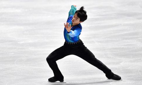 鍵山優真、憧れる宇野昌磨への思いを語る ユースオリンピックのSPでは3位