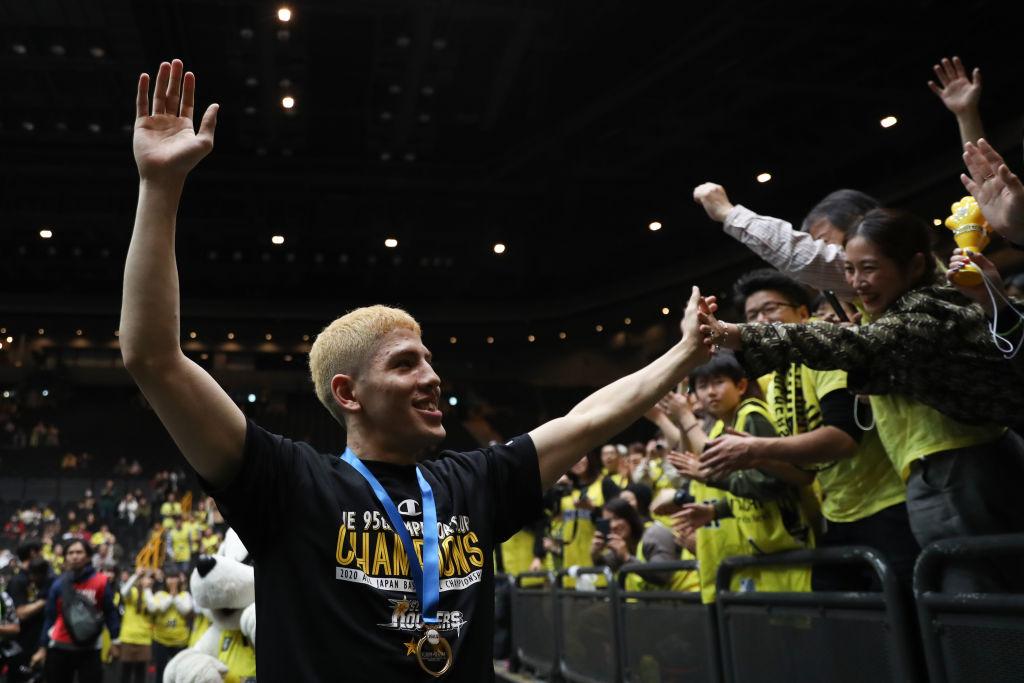 天皇杯MVPのベンドラメ礼生「日本バスケの盛り上がりを改めて感じた」 画像