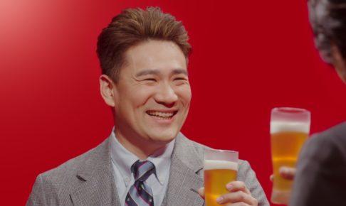 田中将大、日本で「やっと『本麒麟』が飲める」と喜び 新CMで江口洋介、杏と乾杯