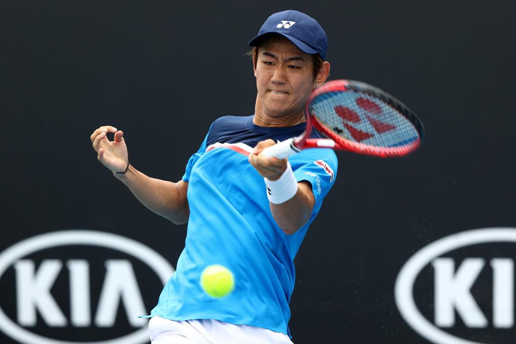 西岡良仁、全豪オープン3回戦へ 次戦はノバク・ジョコビッチと対戦「思いっきりやってきます!」 画像