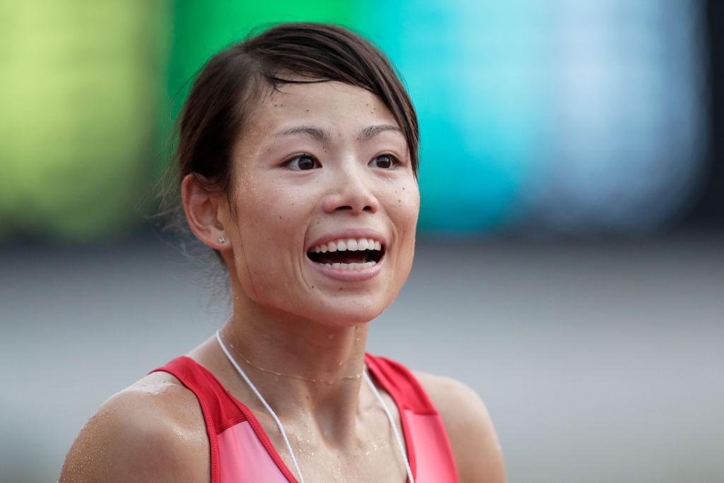 松田瑞生が大阪国際女子マラソン優勝 五輪へ大きく前進「諦めずにやり続けてよかった」 画像
