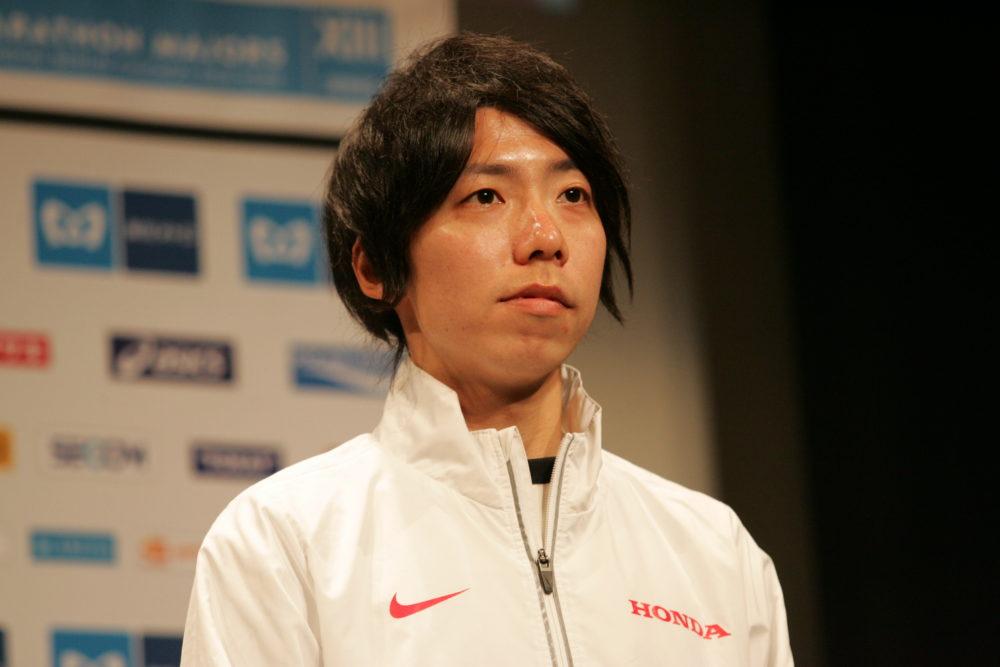設楽悠太、東京マラソンへ向け思いを語る 「五輪がかかっているとは深く考えず、自分のレースができればいい」 画像