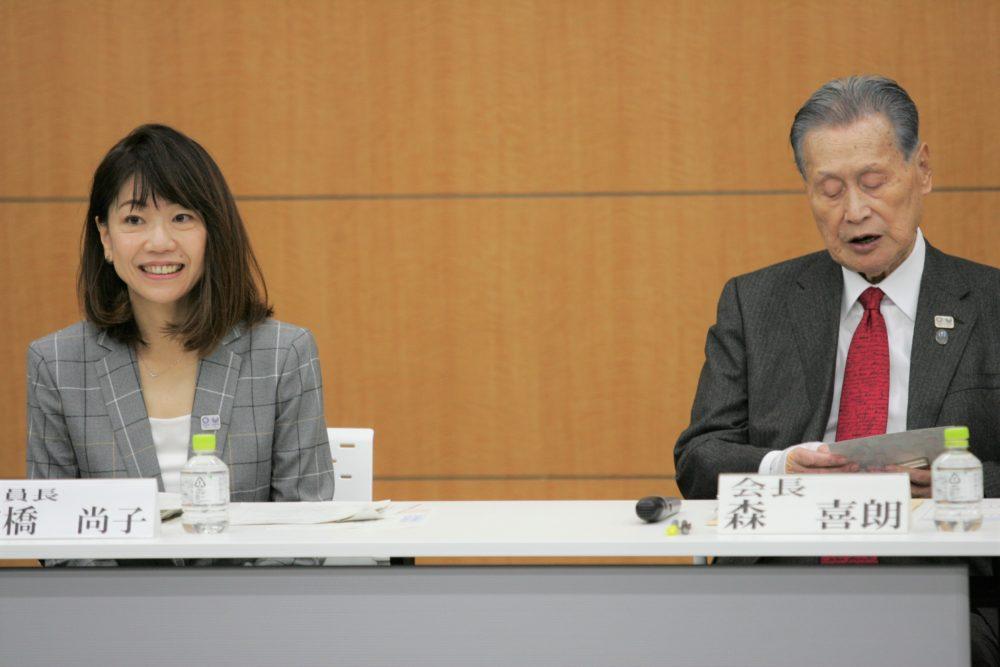 高橋尚子、東京五輪へ向け「日本を笑顔でいっぱいに」 アスリート委員会・委員長として果たした役割 画像