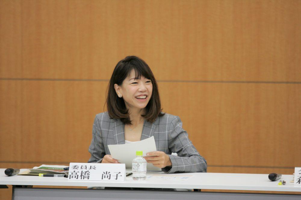 高橋尚子が委員長を務めるアスリート委員会 残したいものは「日本のみなさんの笑顔」 画像
