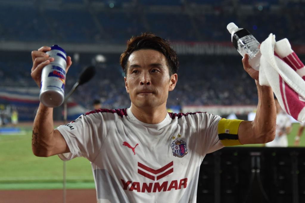 大津祐樹が10年ぶりに横浜Fマリノス復帰の水沼宏太にインタビュー「#新戦力に聞いてみた」 画像