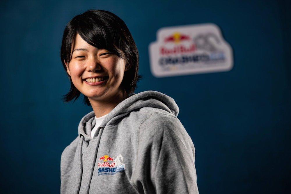 佐藤つば冴、アイスクロス横浜大会へ向け「あとはもう、気持ち次第」 画像