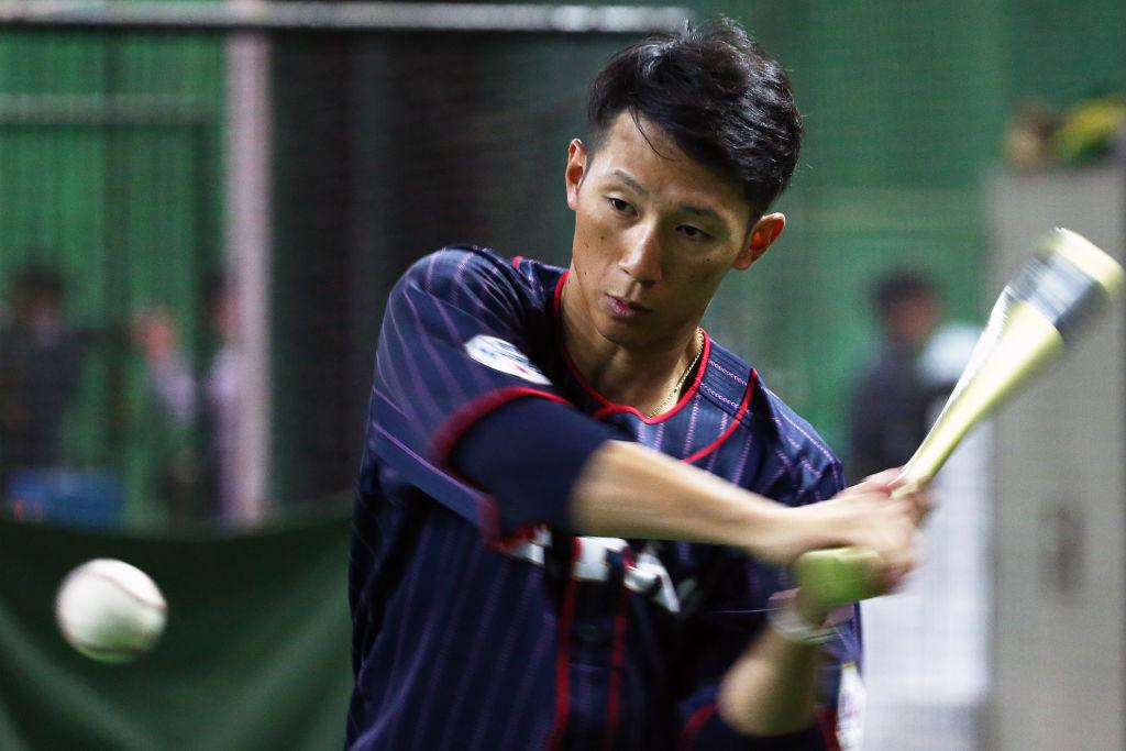 広島・西川龍馬が打率3割へのこだわりを語る「そこは毎年、最低の目標」 画像