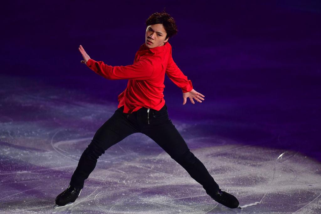 宇野昌磨、「昼寝からの寝起き」 チャレンジカップ、世界選手権に向けてスイスにて