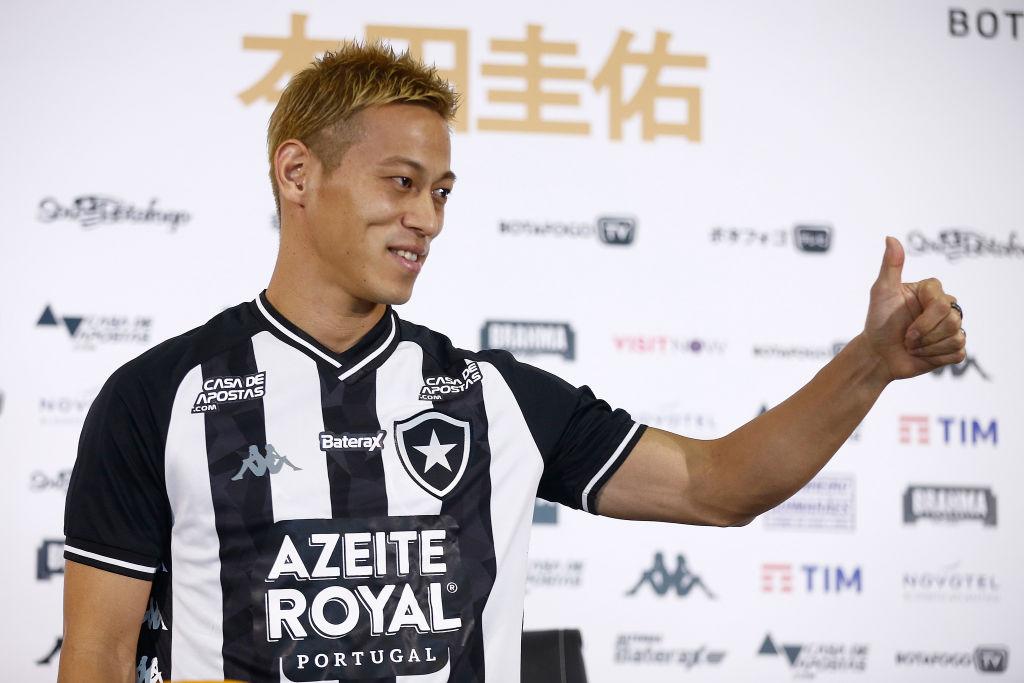 本田圭佑が設立のサッカークラブ『ONE TOKYO』 初代監督に武井壮が就任 画像