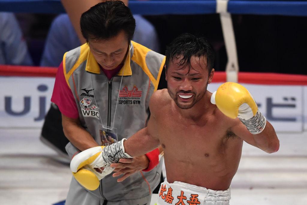 比嘉大吾が戦った復帰戦 1年10カ月ぶりのリングまでを振り返る 画像