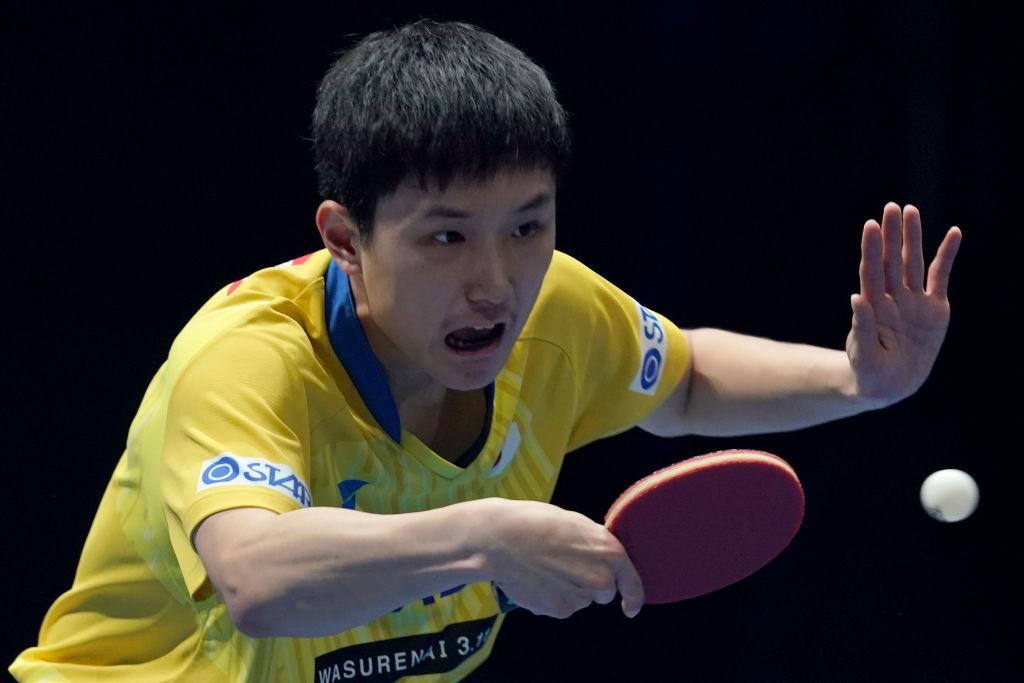 張本智和がハンガリーオープン優勝 「まだ0に戻っただけ、もっと頑張ります」 画像