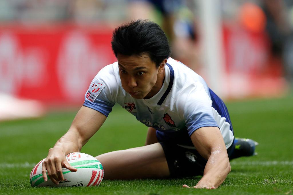 7人制ラグビー・松井千士、五輪延期も「日本がメダル獲る結果は変わらん」 画像