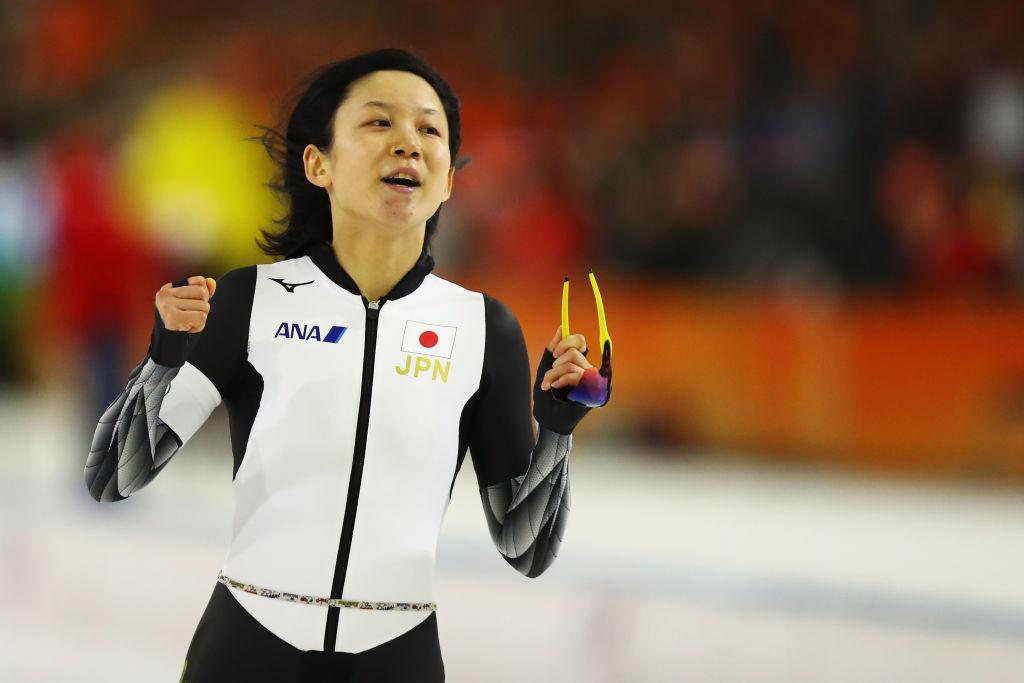 高木美帆、新濱立也がスプリント優勝 スピードスケート世界選手権 画像