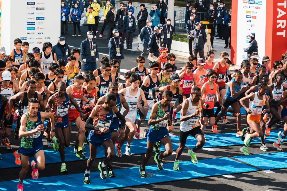 再び「東京がひとつになる日」を 東京マラソンがここまで育つまで 画像