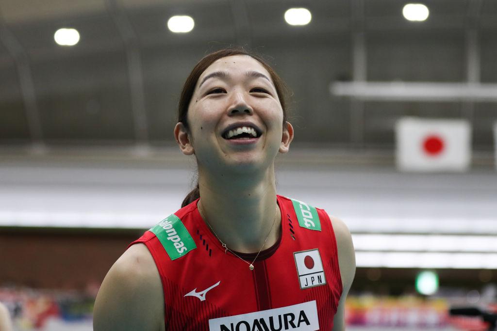 女子バレー日本代表主将・荒木絵里香 母としての一面、木村沙織が紹介 画像