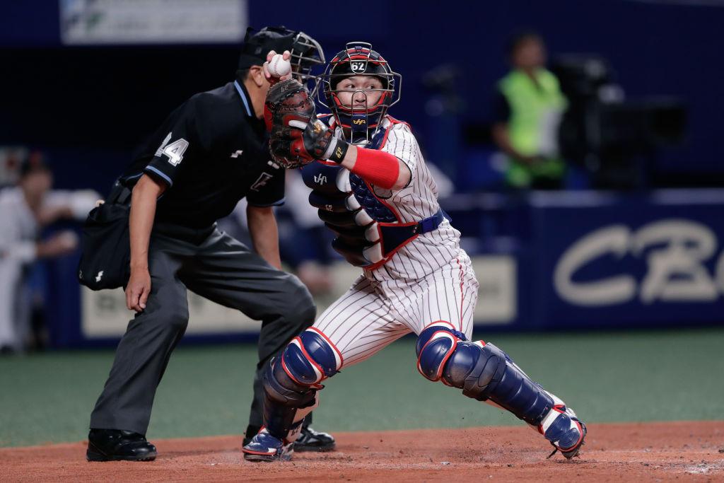 甲斐拓也が「育成選手」を語る 里崎智也のyoutubeチャンネルに登場 画像