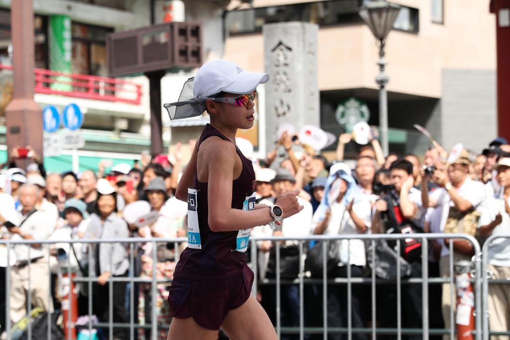 一山麻緒が名古屋ウィメンズマラソン優勝、五輪代表に内定「夢みたいです」 画像