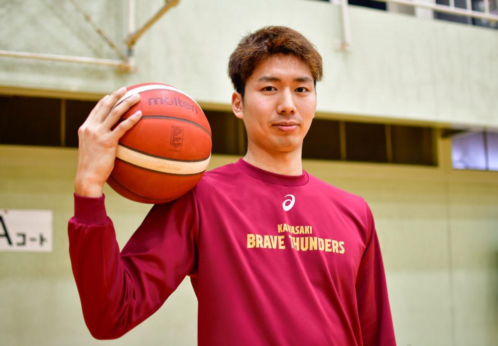 プロバスケ選手の一日の過ごし方 ~Bリーグ川崎・林翔太郎の場合~ 画像