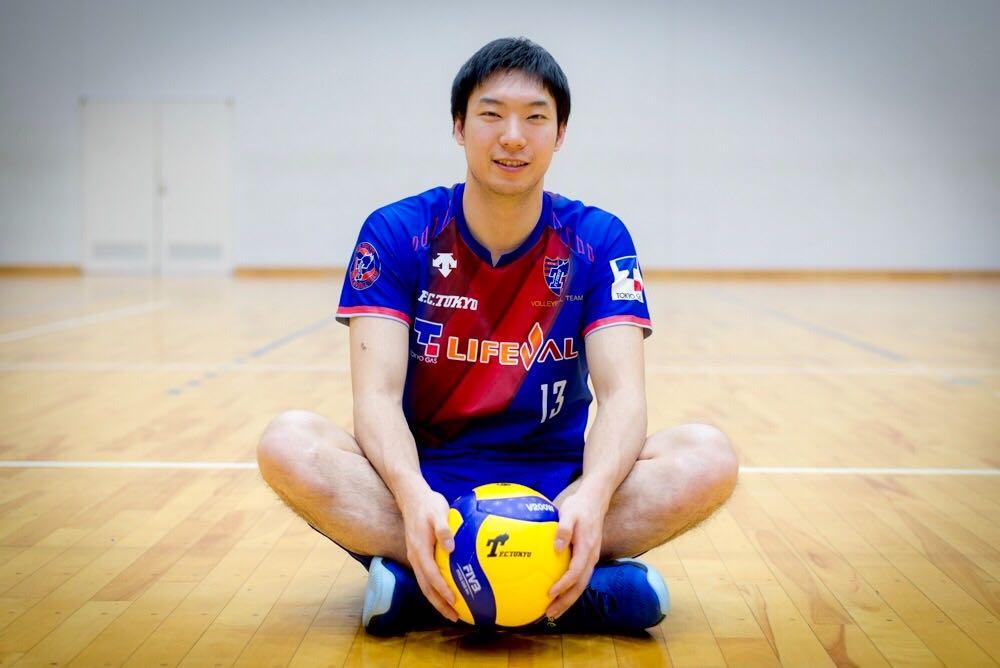 「知らない人とでもつながることができる」 無類のゲーム好き柳町逸太(VリーグFC東京バレーボールチーム)【アスリートの素顔】 画像