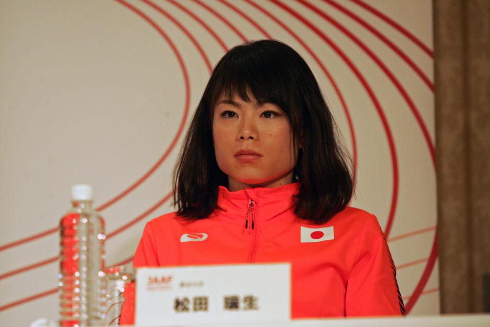 松田瑞生がこらえきれずに流した涙 「気持ちの整理をつけて新しいチャレンジを」 画像
