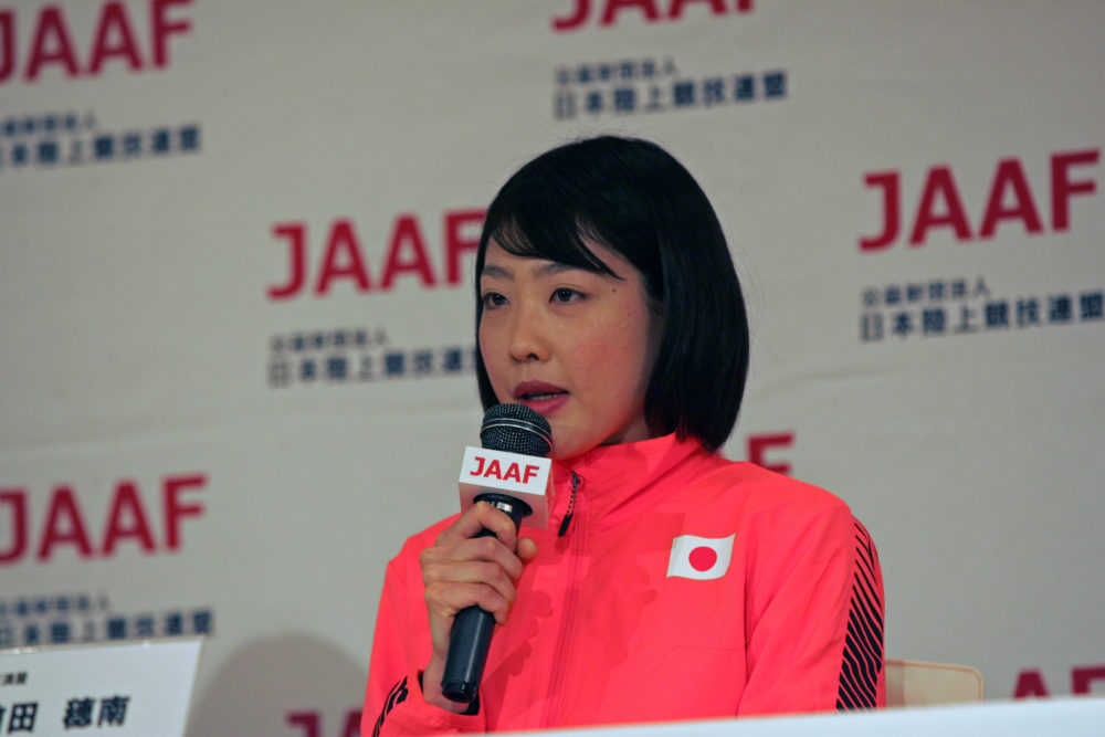 前田穂南、東京五輪に向け「自分の走りを最後まで」 語った本番への抱負 画像
