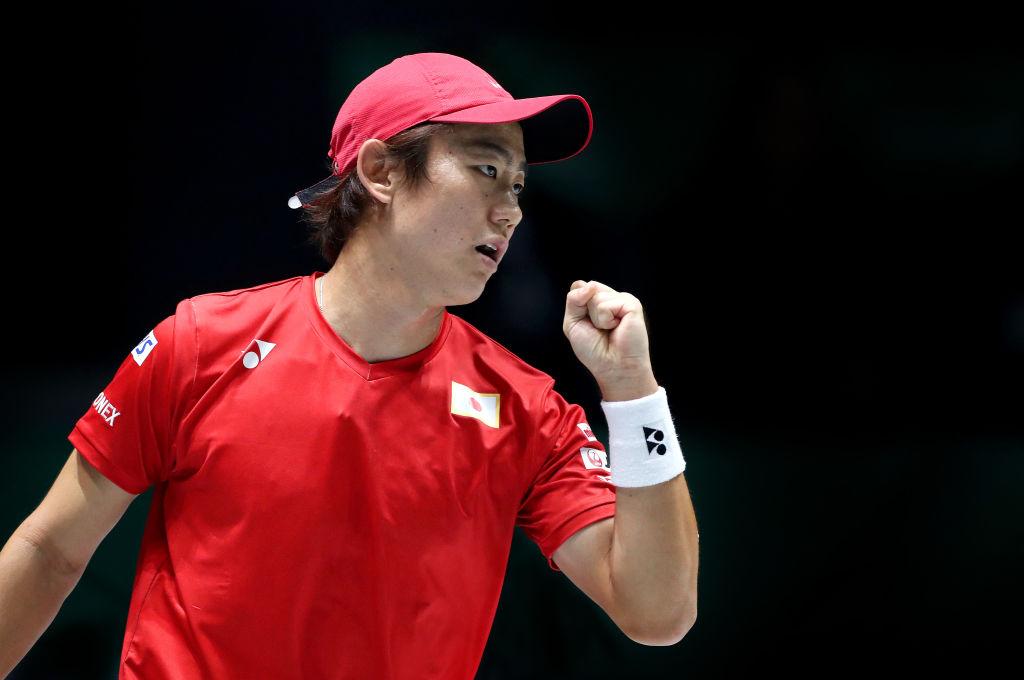 西岡良仁ってどんな選手? 錦織圭から挙げた大金星、東京五輪への道は 画像