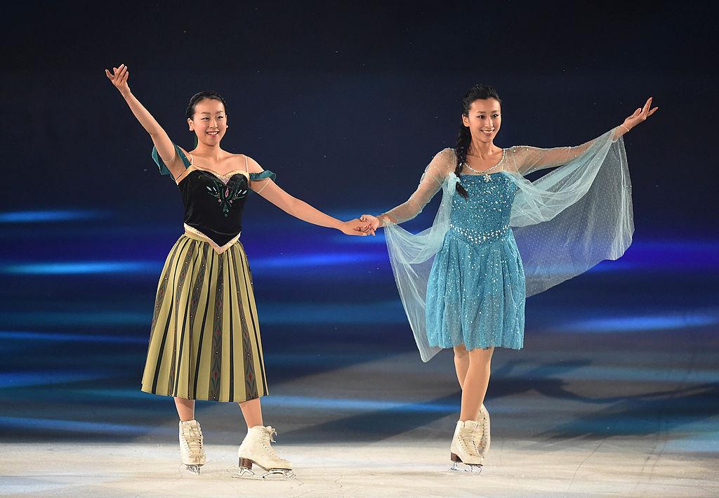 浅田舞・真央姉妹が「嵐にしやがれ」に出演 春の絶品スイーツを賭けて嵐と対決