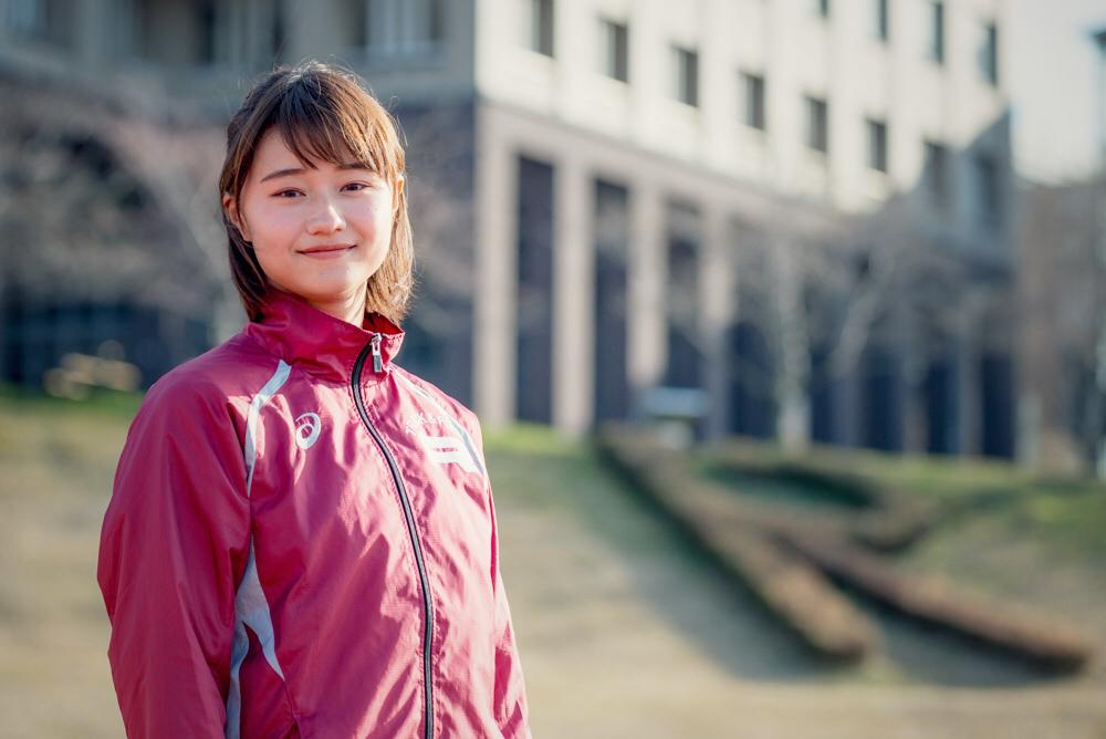 「陸上で生きていく」立命館大学・田中佑美が語る競技生活のこれまでとこれから 画像