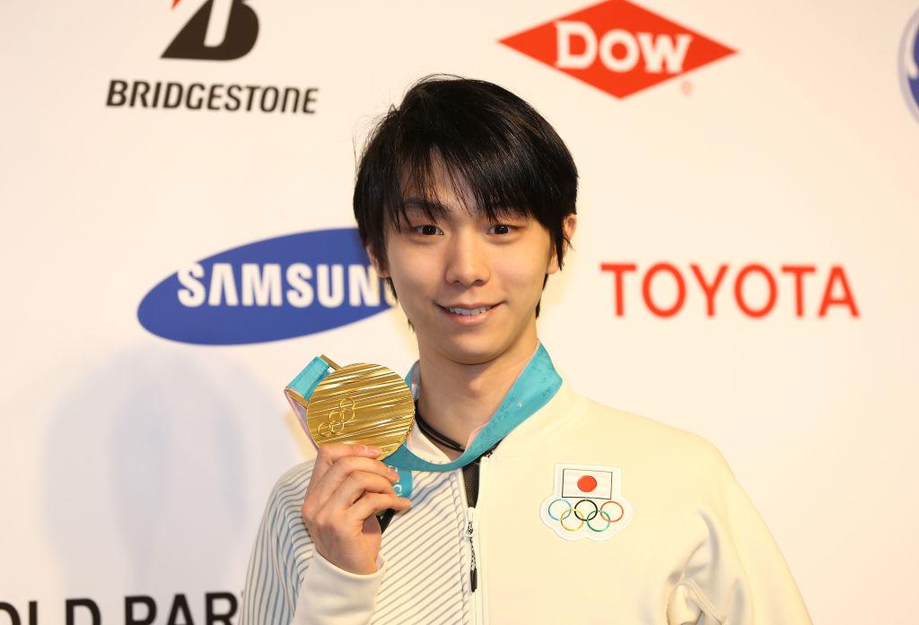 羽生結弦ら6選手、米NBCスポーツが挙げた「日本で史上最も五輪で活躍した選手」に 画像