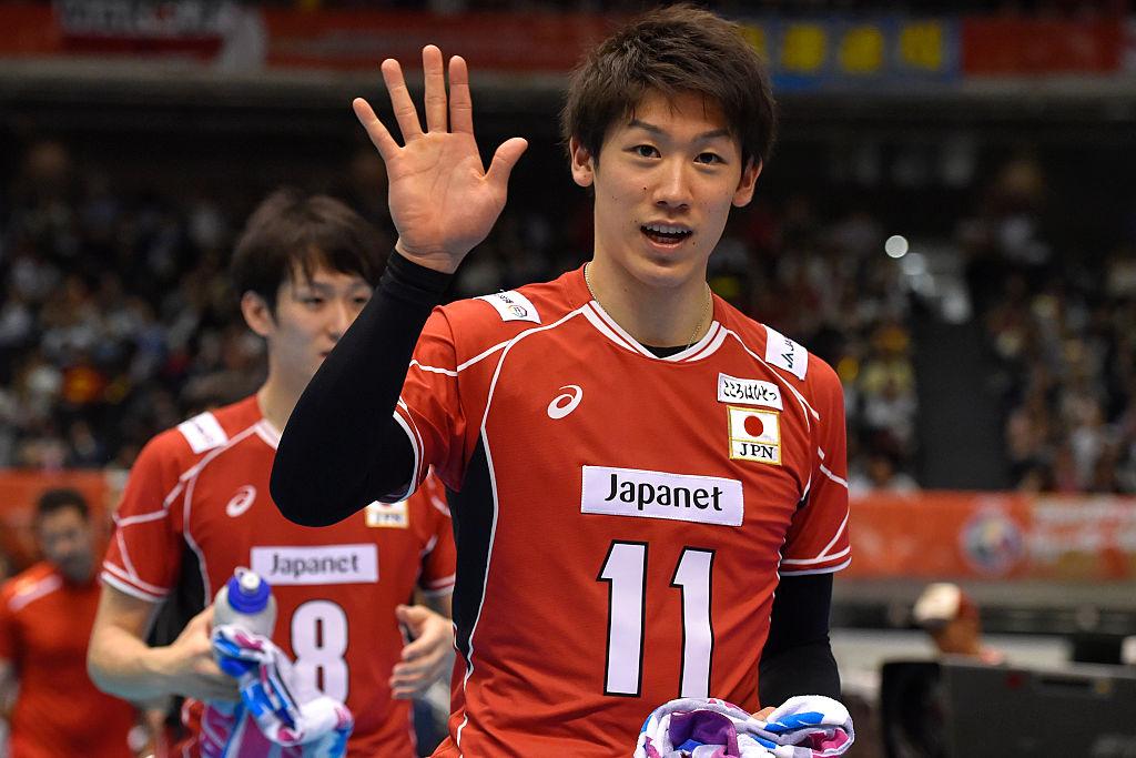 石川祐希、セリエAシーズン打ち切りに「次のゴールに向かって準備を」 画像