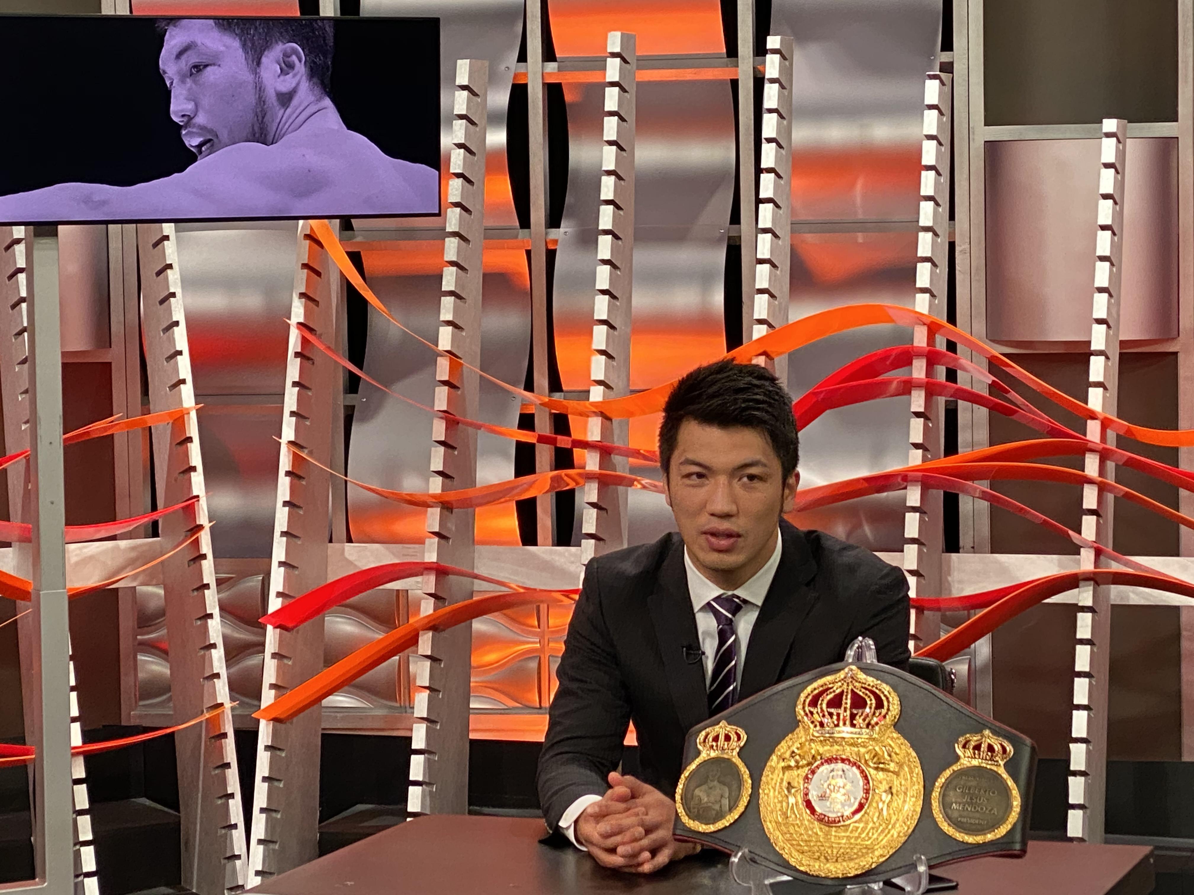 村田諒太の珠玉の名勝負を本人が解説「自分のヒストリーを振り返るのは初めて」 画像