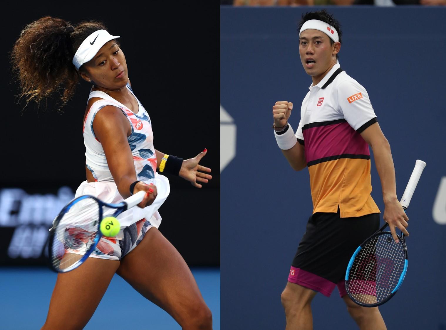 【テニス】大坂なおみはパブリウチェンコワと、錦織圭はカレーニョ・ブスタと対戦 全豪オープン初戦 画像