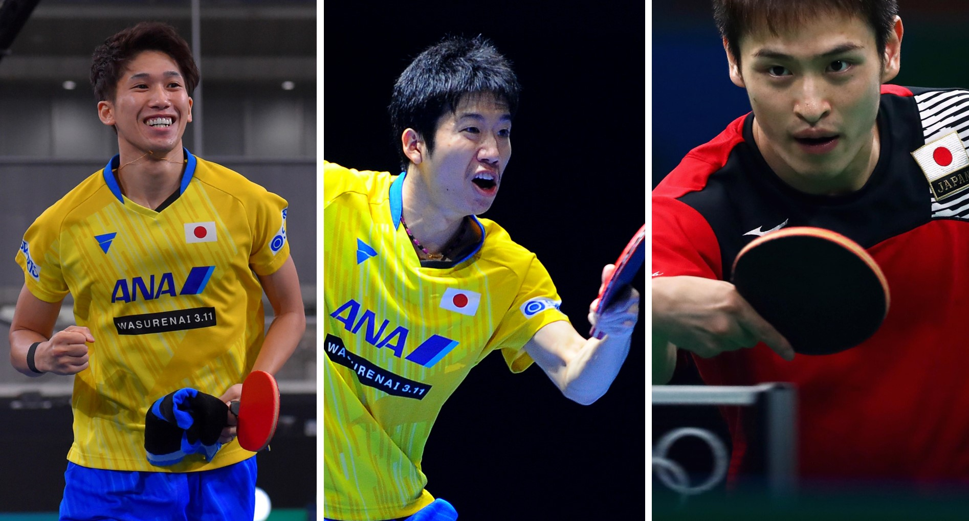 「コロナに負けるな!」 卓球界を盛り上げる選手たちのSNSでの活動 画像