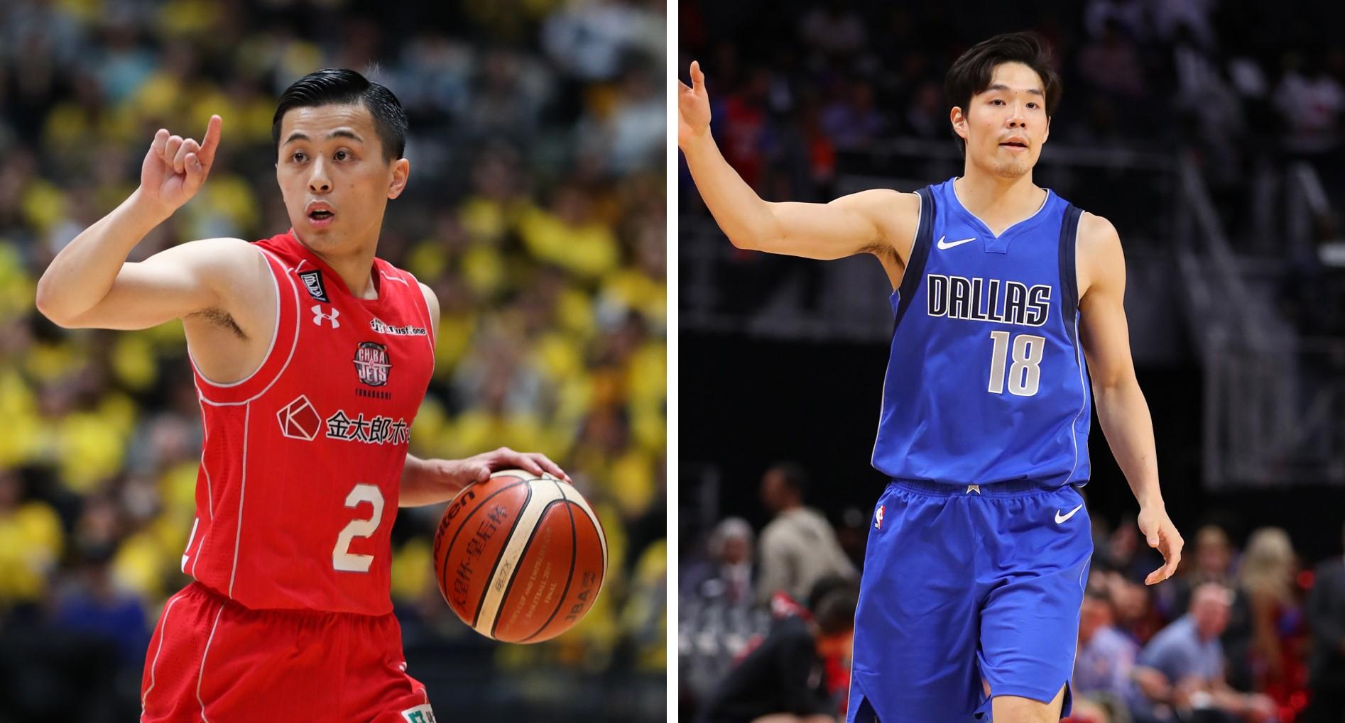 富樫勇樹と馬場雄大が『S☆1』に出演 日米バスケの今と未来を語る 画像