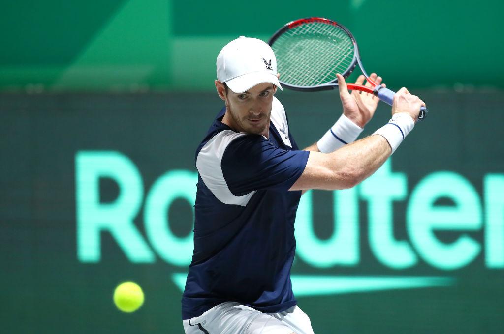 アンディ・マレー、テニスの再開時期は「世界が正常に機能してから」 画像