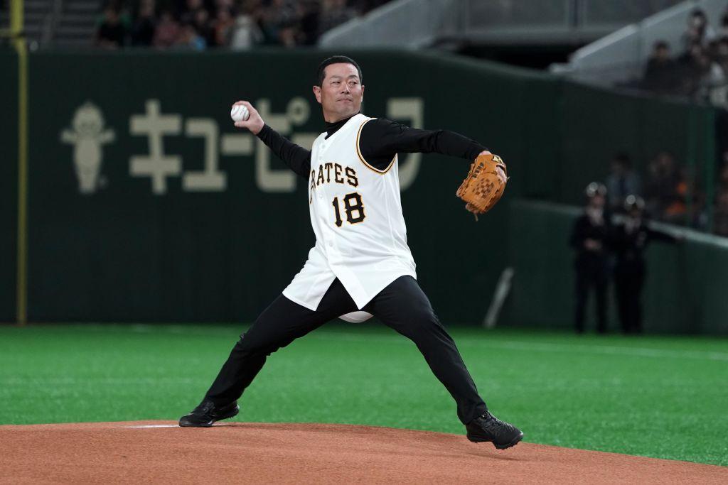 桑田真澄が『S☆1』に出演 いま注目しているルーキーを明かす 画像