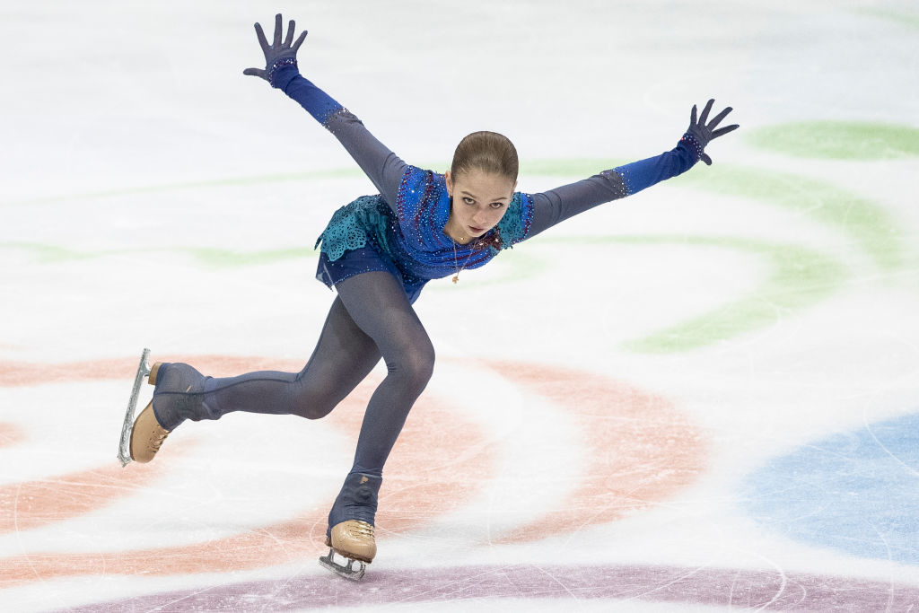 アレクサンドラ・トゥルソワ、コーチ変更を表明 エフゲニー・プルシェンコは「尊敬できる人物」 画像