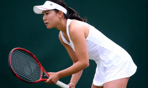 テニス日本ランク1位、日比野菜緒 『BEAT COVID-19 OPEN』でファンへ感謝を