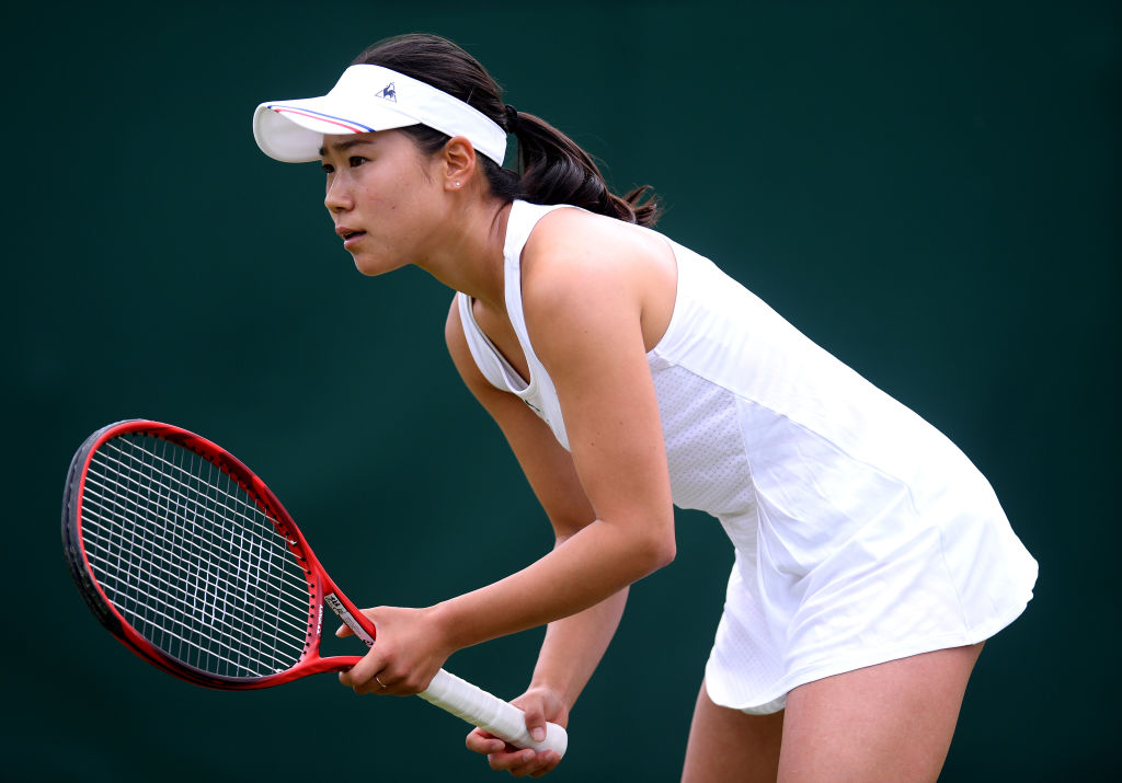 テニス日本ランク1位、日比野菜緒 『BEAT COVID-19 OPEN』でファンへ感謝を 画像
