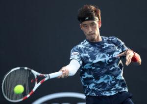 男子テニス・杉田祐一、中高生を対象にした「日本の樹プロジェクト」を発足した理由